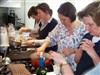 Workshop hollandse tapas in Amsterdam